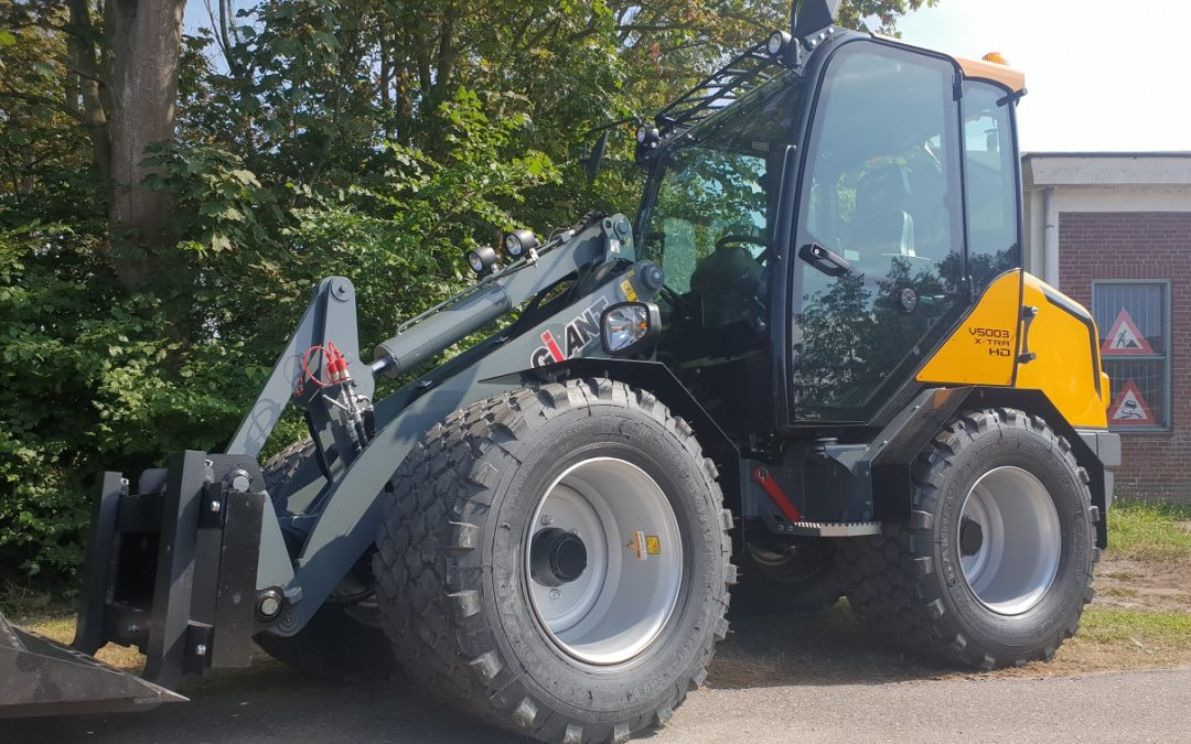 Giant V5003 X-tra HD voor Paape bv