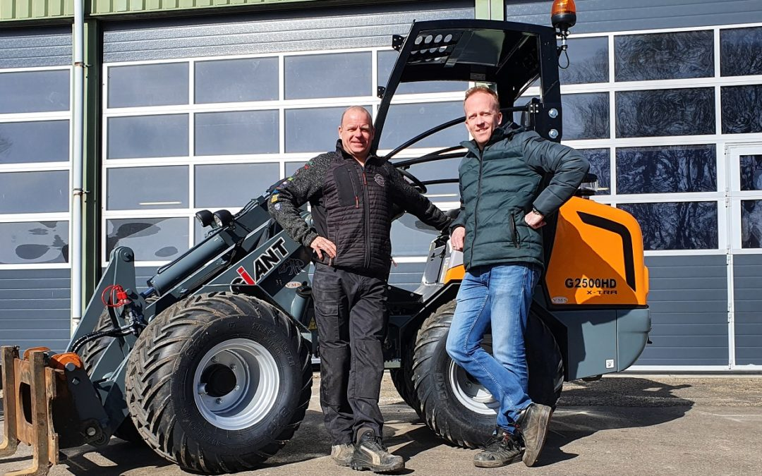 Giant G2500 X-tra HD voor Paape