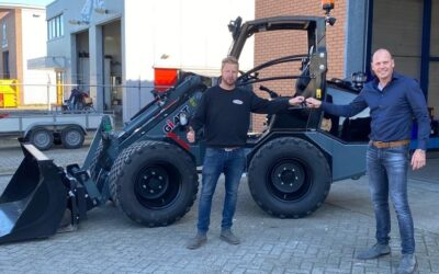 Giant G3500 X-tra voor Poland Infra