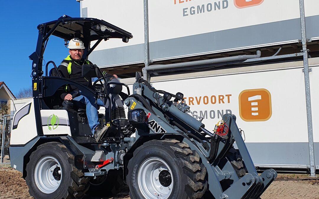 100% Elektrische Giant G2200E X-tra voor Tervoort Egmond