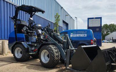100% Elektrische Giant G2200E X-tra voor Germieco