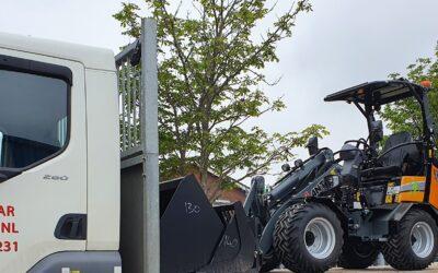 Elektrische G2200E X-tra voor Wagenaar Verhuur