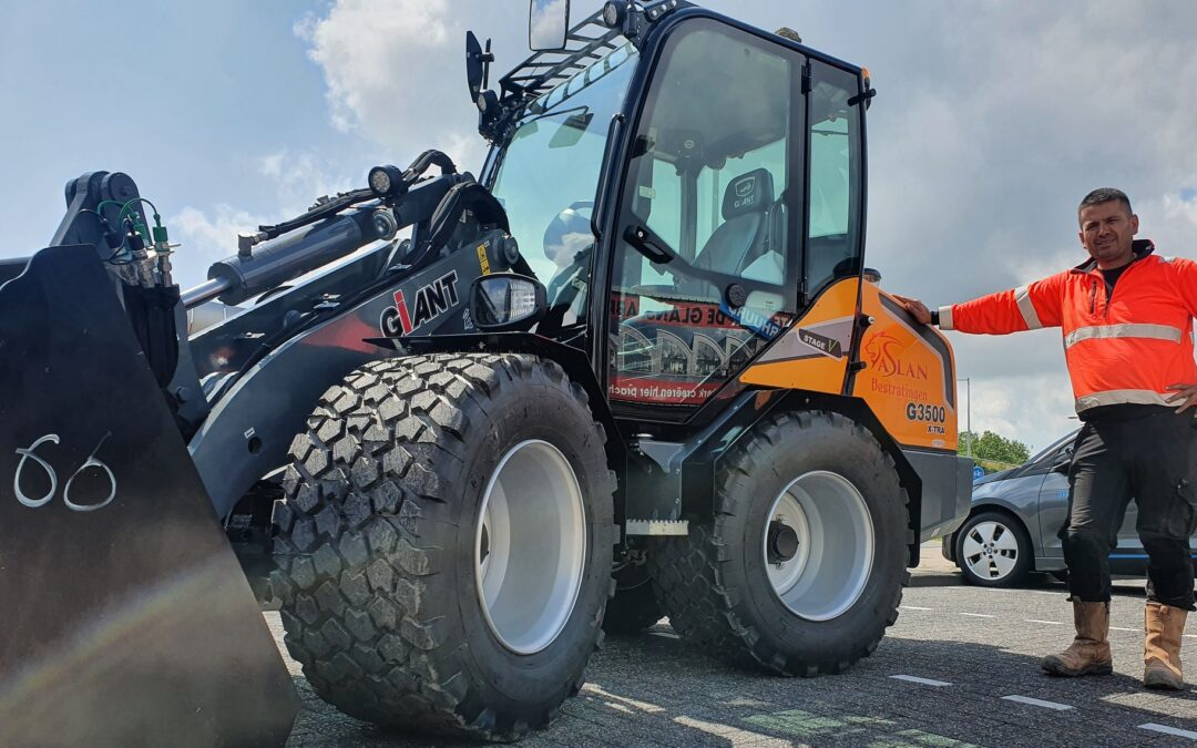 Giant G3500 X-tra voor Aslan