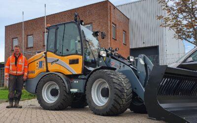 Giant G5000 X-tra voor Bas Besseling Loon & Grondwerken