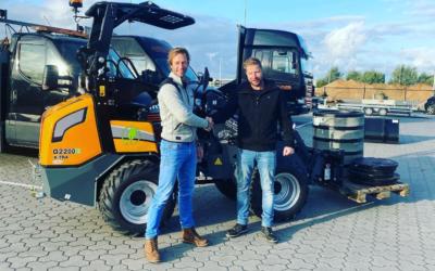 2e Giant G2200E X-tra voor de Boer & van der Weijde